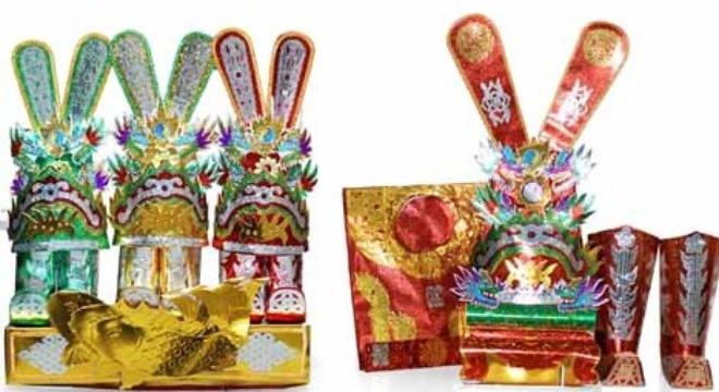 Tiểu quách sứ Bát Tràng với nghi lễ cổ truyền