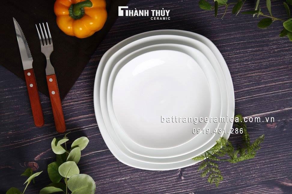 Bộ đồ ăn trắng (10)