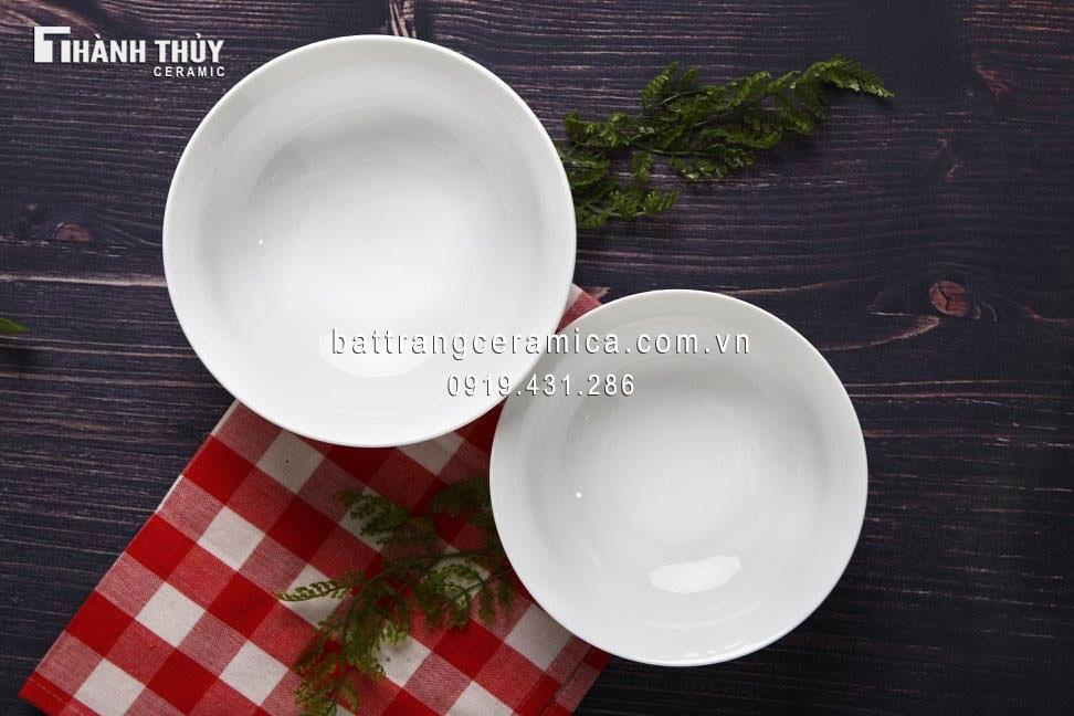 Bộ đồ ăn trắng (11)
