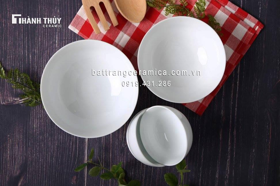 Bộ đồ ăn trắng (7)