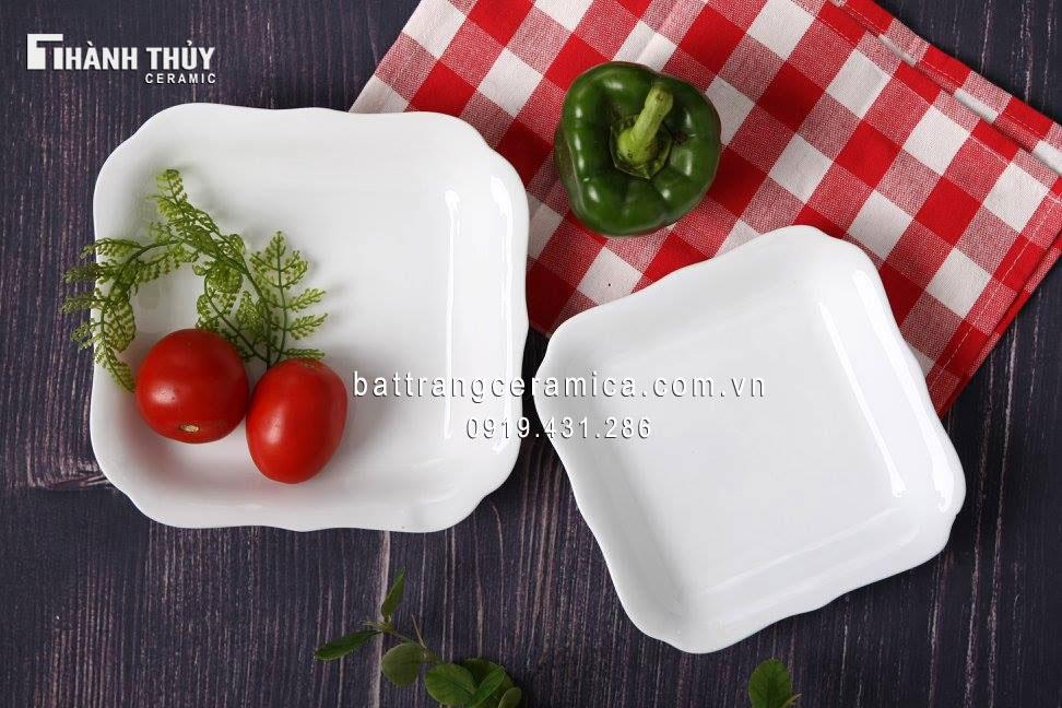 Bộ đồ ăn trắng (9)