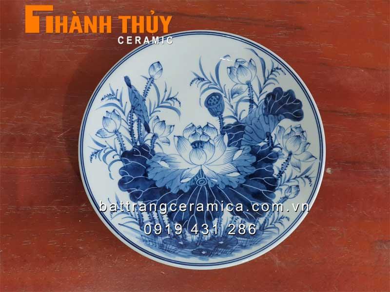 Bộ đồ thờ Phật bát hương hoa sen cao cấp