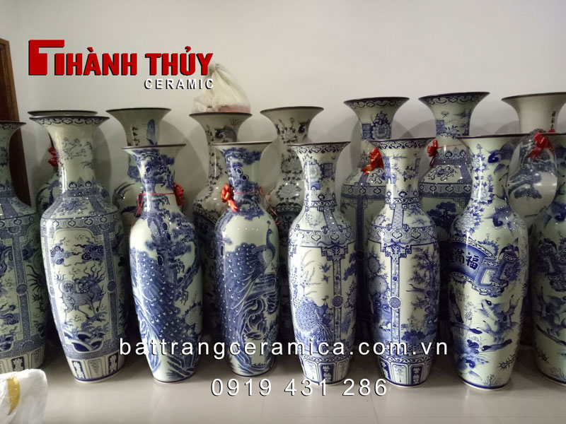Cách mua lộc bình Bát tràng tại Biên Hòa