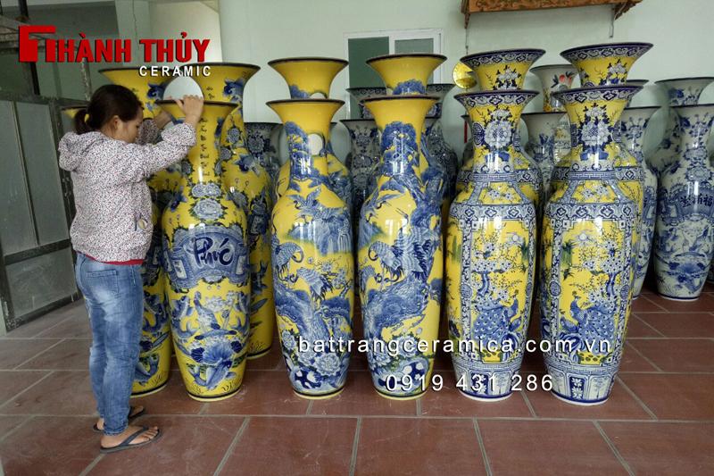 Cách phân biệt gốm sứ Bát Tràng và Trung Quốc