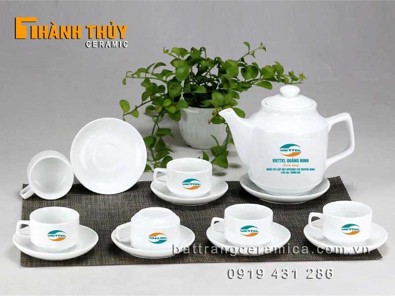 Bộ ấm trà quà tặng tết cho doanh nghiệp
